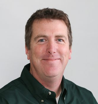 Nate Lungren, Agriculture Instructor, Staff Photo